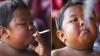 Transformarea șocantă a copilului care fuma 40 de țigări pe zi! Cum a ajuns să arate după 8 ani (FOTO)