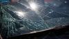 LA UN PAS DE MOARTE! Un șofer s-a răsturnat cu maşina într-un şanţ. Martorii, ÎNGROZIŢI (VIDEO)