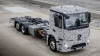 Mercedes prezintă camionul electric cu autonomie 200 kilometri