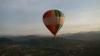 În căutare de senzaţii tari! Un aventurier rus a început un ocol al Pământului într-un balon cu aer cald