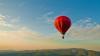 RECORD MONDIAL! A făcut ocolul pământului cu balonul cu aer cald în doar 11 zile