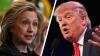 Alegeri SUA: Clinton îl devansează pe Trump în sondaje