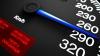 Un rus a fost prins conducând cu 222 km/h pe o autostradă din România