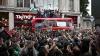 Manifestație la Londra în sprijinul victimelor de culoare din SUA