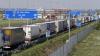 COZI INTERMINABILE în Marea Britanie! Oamenii au aşteptat 14 ore ca să treacă frontiera