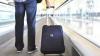 INCREDIBIL! Un emigrant a încercat să intre în Elveția ascuns într-o valiză (VIDEO)