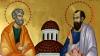 Creştinii ortodocşi de stil vechi îi cinstesc astăzi pe Sfinții Apostoli Petru şi Pavel