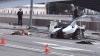 ACCIDENT TERIFIANT! Un Mercedes a fost rupt în bucăţi. SUNT TREI MORŢI (VIDEO 18+)