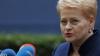 Președinta Lituaniei cere Germaniei să-și asume rolul de lider militar în Europa