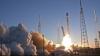 O rachetă încărcată cu provizii pentru astronauții SSI, lansată în Florida