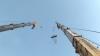 #LIKEPUBLIKA. Nebunie în Dubai. Instalația care îi propulsează pe curajoși cu 200 de kilometri la oră