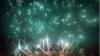 """Festivalul internaţional de artificii """"Rosteh"""". Cerul Moscovei a fost umplut de mii de culori"""