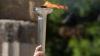 Torța olimpică A FOST ÎN PERICOL! Un individ a încercat să o fure