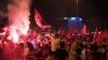 Turcii sărbătoresc eșuarea tentativei de lovitură de stat