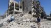 Cel puțin 56 de civili, uciși în lovituri aeriene în Siria ale coaliției internaționale conduse de SUA