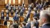 Minut de reculegere în plenul Parlamentului. Deputaţii, solidari cu victimele atentatului din Nisa