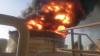 Incendiu de proporţii la o fabrică petrochimică din Iran (VIDEO)