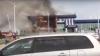 PANICĂ pe aeroport! Clădirea aerogării din Blagoveșcensk a luat foc DIN MOTIVE NECUNOSCUTE