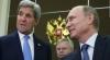 Vladimir Putin se întâlnește mâine la Moscova cu John Kerry. Despre ce vor discuta