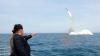 Coreea de Nord a eşuat din nou! Phenianul a efectuat un test cu rachetă balistică lansată de pe un submarin