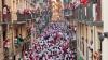 A treia zi a festivalului din orașul spaniol Pamplona: Cel puțin un om a fost împuns de tauri