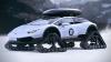 SPECTACULOS! Cum arată un Lamborghini Huracan echipat cu şenile (VIDEO)