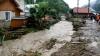 Ploaia de duminica trecută a făcut prăpăd în mai multe localităţi. ZONELE CELE MAI AFECTATE