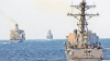 Declaraţia unui premier: Marea Neagră ar trebui să fie o zonă demilitarizată
