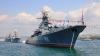 Rusia sărbătoreşte ziua Flotei Militare. Mii de oameni au ieşit la paradă (VIDEO)