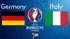 Meci de lux în sferturile de finală ale Campionatului European de fotbal! Germania întâlneşte Italia