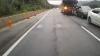 CARNAGIU pe stradă! Şoferul unui autobuz a adormit la volan. URMĂRILE SUNT GROAZNICE (VIDEO)