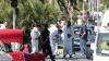 Alerte în serie la Nisa. Aeroportul a fost evacuat, iar geniştii au aruncat în aer un pachet suspect