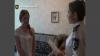 Poliţia a premiat cele două persoane care au salvat viaţa bebeluşului aruncat de mamă la gunoi
