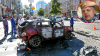 (VIDEO) MOMENTUL când cineva pune BOMBA sub maşina jurnalistului Pavel Şeremet