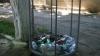 Containerele pentru colectarea deşeurilor din plastic, EVACUATE din centrul Capitalei