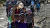 Imigranții aflați în Serbia au intrat în GREVA FOAMEI