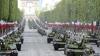 Paradă militară și show aerian. Franţa și-a sărbătorit Ziua Naţională (VIDEO)