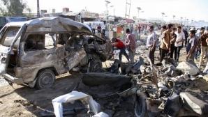 Atentat cu mașină-capcană la 80 de kilometri de Bagdad, soldat cu cel puțin 14 morți