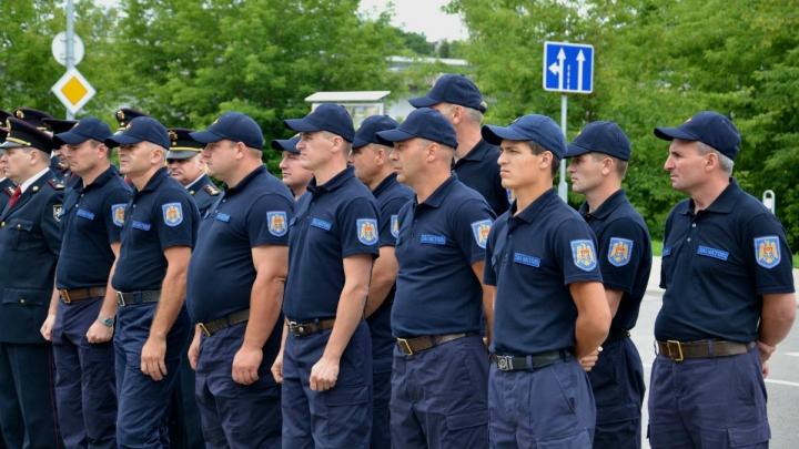 Lituania donează 10 autospeciale de intervenție pompierilor din Republica Moldova (GALERIE FOTO)