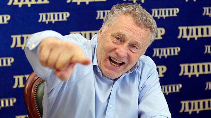 Controversatul Vladimir Jirinovski a propus crearea unei noi URSS împreună cu Iranul şi Turcia