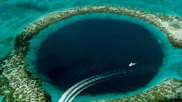 IMPRESIONANT! Cum arată cel mai frumos loc pentru scufundări (VIDEO)