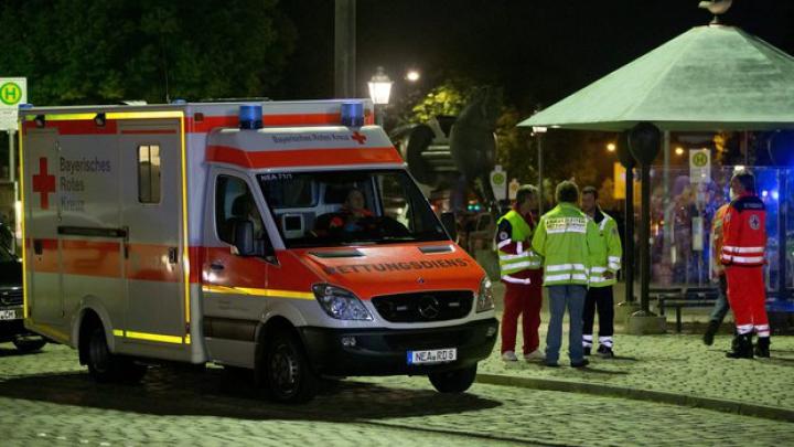 Autoritățile germane CALIFICĂ EXPLOZIA de la Ansbach DREPT ATENTAT