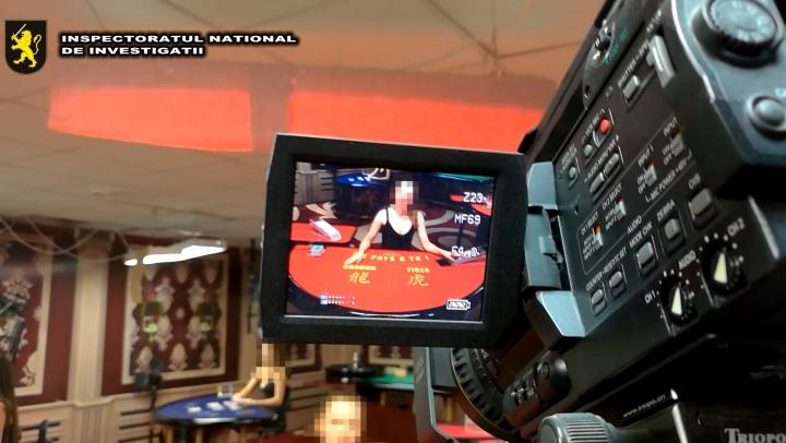 DESCINDERI la un Cazino din Capitală. Ce prejudiciu a cauzat bugetului de stat (FOTO/VIDEO)