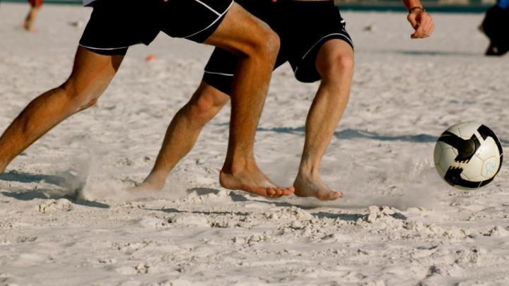 Echipa naţională de fotbal pe plajă începe să uimească! A obţinut a doua victorie consecutivă
