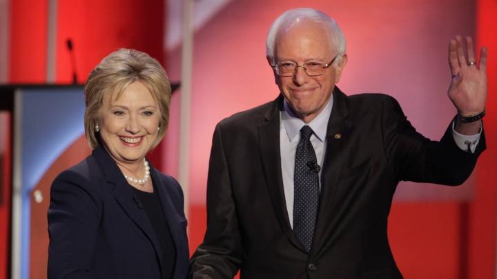 Alegeri prezidenţiale: Sanders își anunță oficial sprijinul pentru Hillary Clinton în cursa pentru Casa Albă