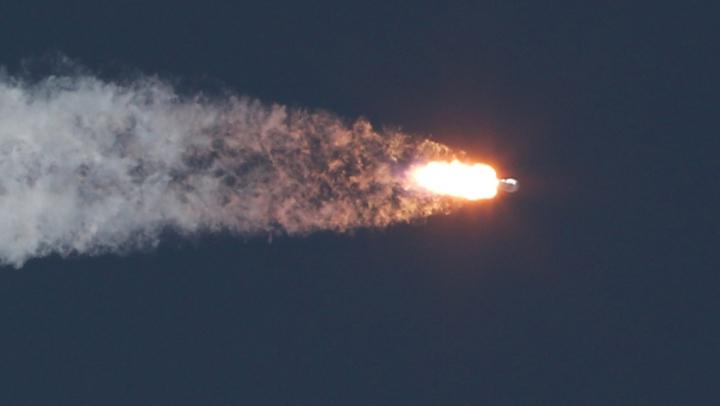 O rachetă supersonică a fost lansată dintr-o EROARE în direcția Chinei. Sunt victime