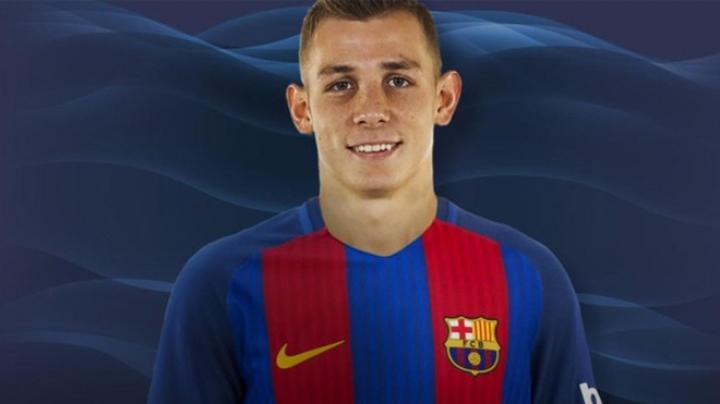 Lucas Digne a fost prezentat oficial la Barcelona. Cu ce sumă a fost achiziţionat fotbalistul
