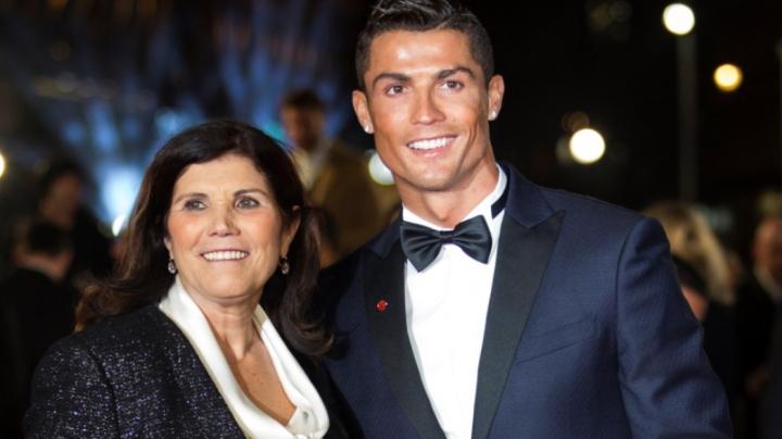 REACŢIA DURĂ a mamei lui Cristiano Ronaldo, după ce portughezul a fost accidentat