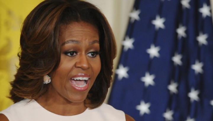 """Michelle Obama, în ipostaze nemaivăzute! Cântă şi dansează pe melodia """"Single Ladies"""" (VIDEO)"""