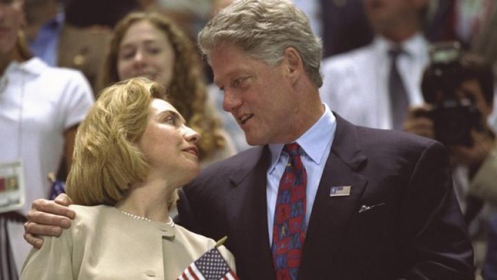 De ce Hillary s-a căsătorit cu Bill Clinton. Un secret ascuns timp 30 de ani